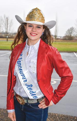 Rodeo Queen Prepares For Coronation The Reflector Horse