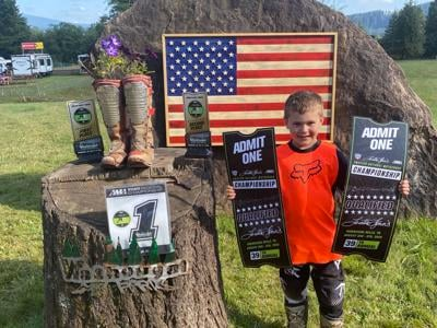 Battle Ground boy qualifies for national motocross race