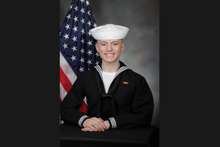 Seaman Recruit Sidney Bodin