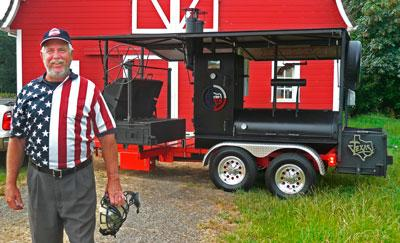 Bubba Dave Opens Barbecue Catering Business On The