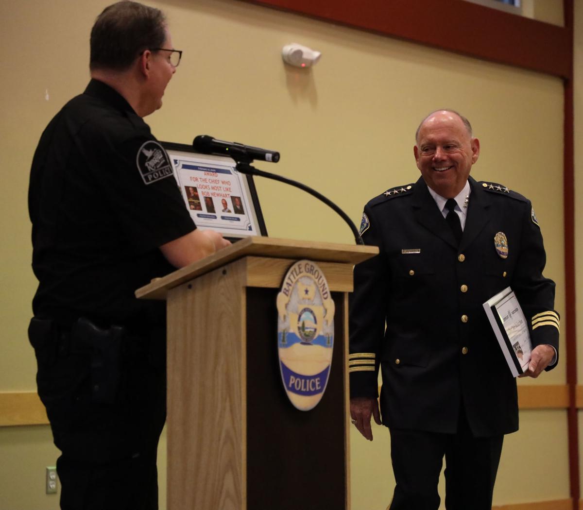 Chief Richardson retires