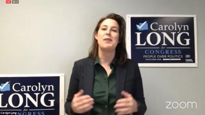Congressional Candidate Carolyn Long Releases COVID-19 Recovery Plan