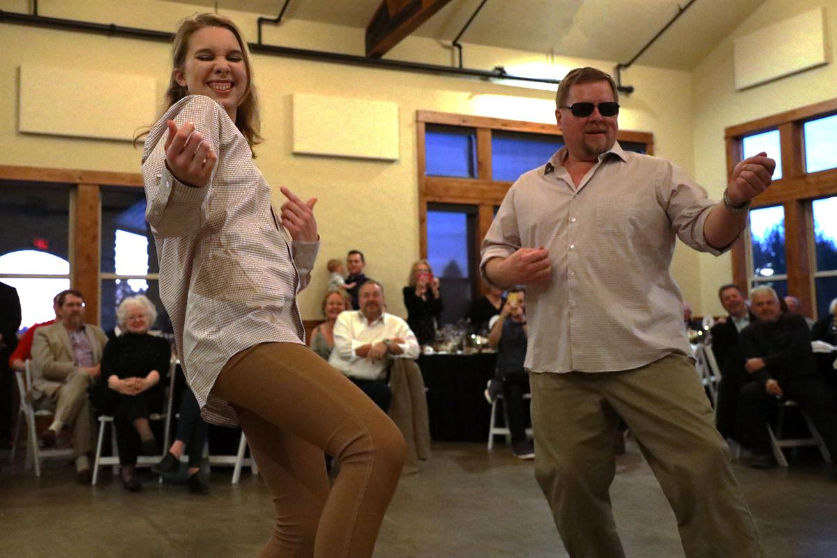 Community leaders dance up 16k for Clark County youth