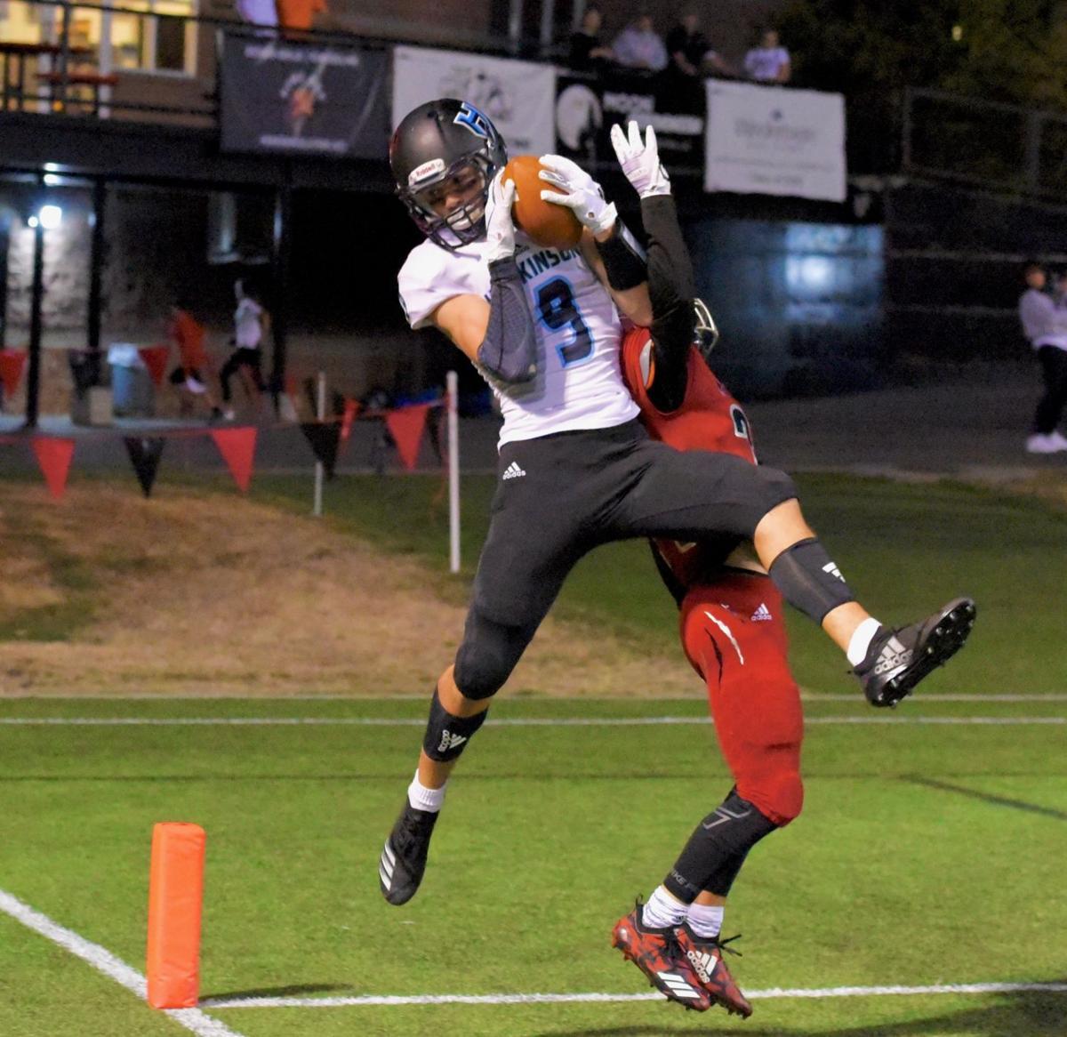 Peyton Brammer touchdown