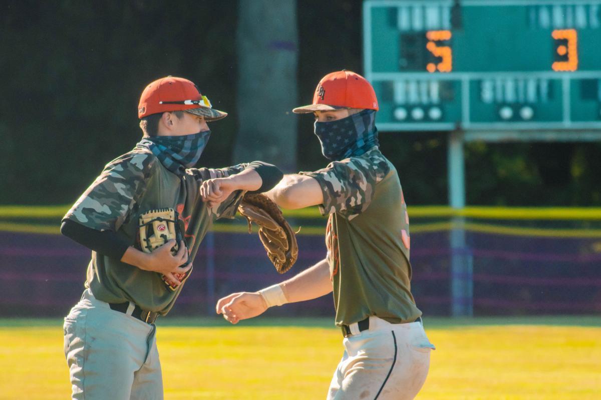 Masks in Baseball