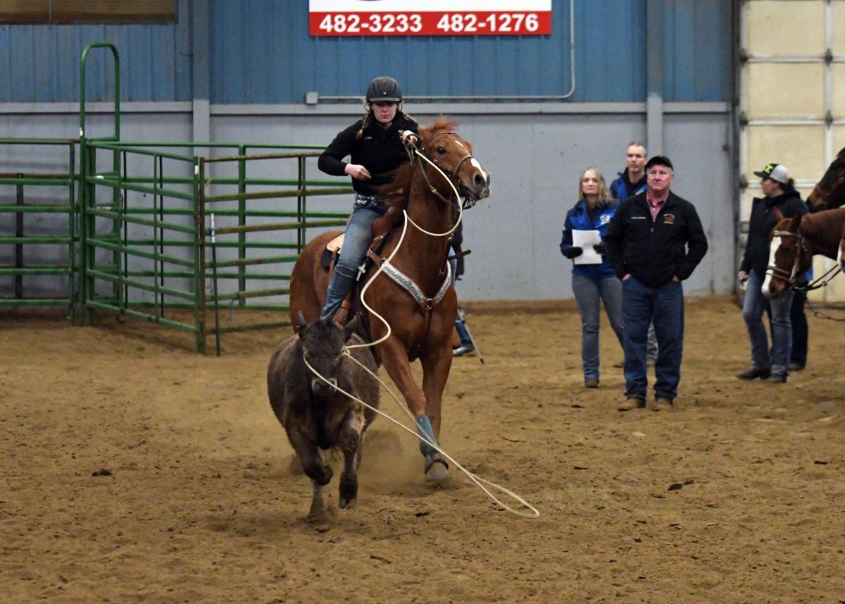 Washington Horse Equestrian Teams Wahset Begin Competing