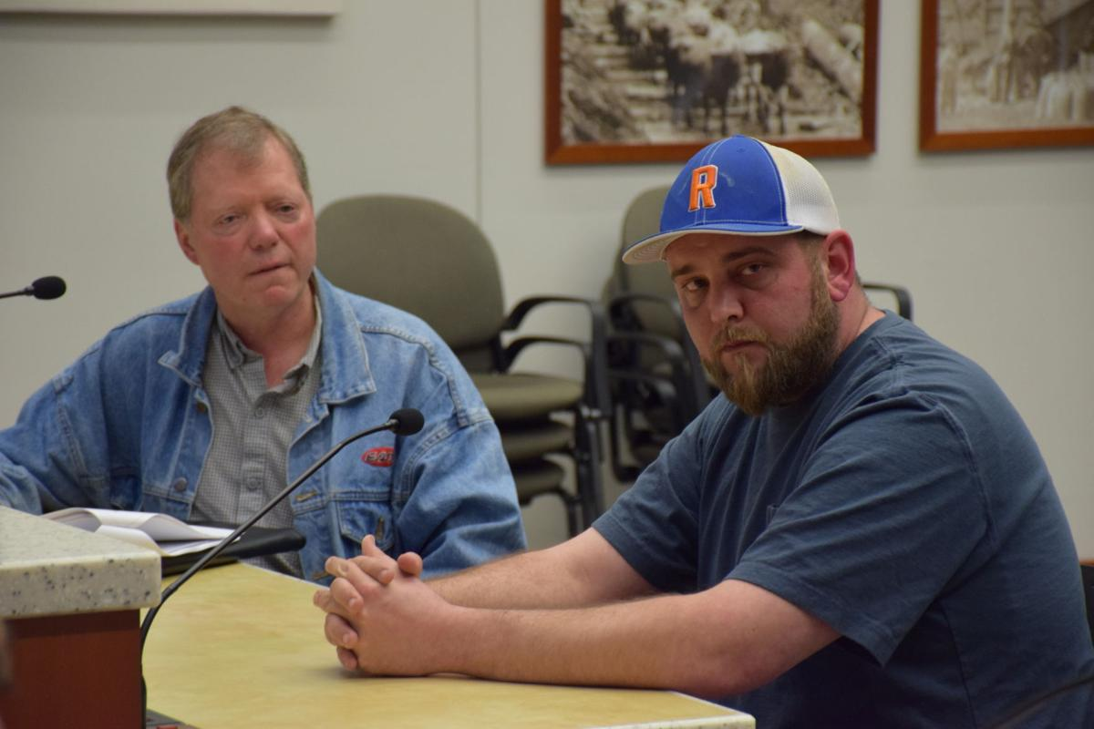 Surrounding residents voice concerns over Yacolt Mountain Mine