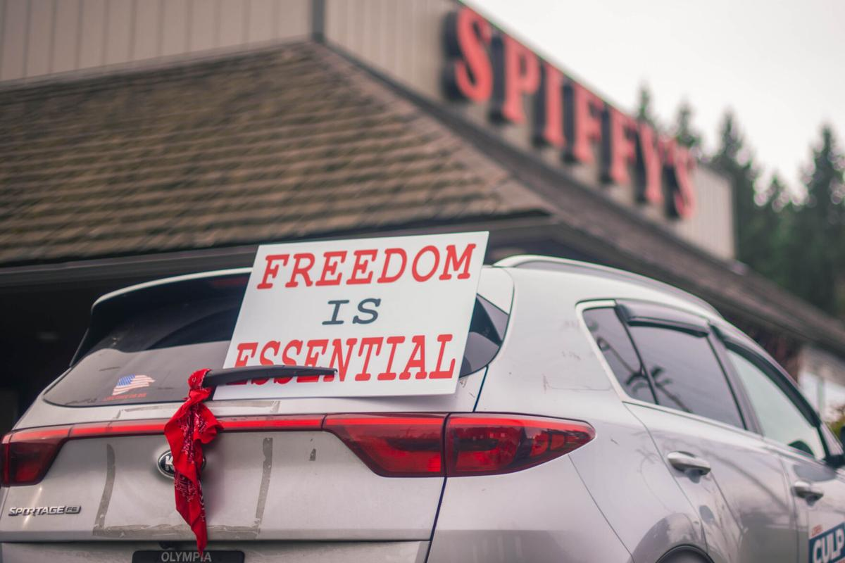 Spiffy's 'Peaceful Protest'