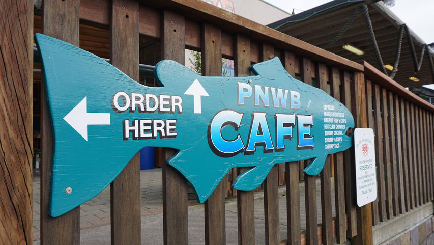 Pacific nw best fish offers fresh seafood homemade cafe for Pacific fish market