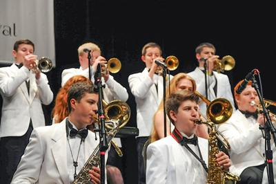 Area students win multiple awards at jazz festivals | News