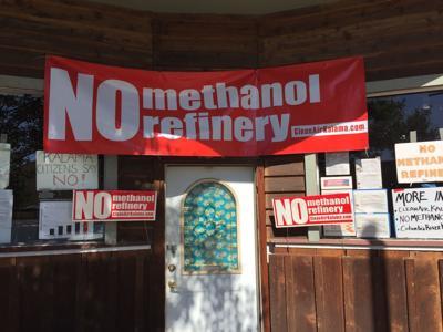No methanol