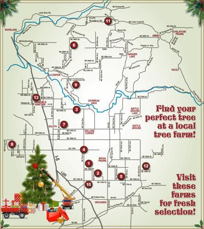 U Cut Christmas Trees.U Cut Christmas Tree Farms Are Ready For Holidays Life