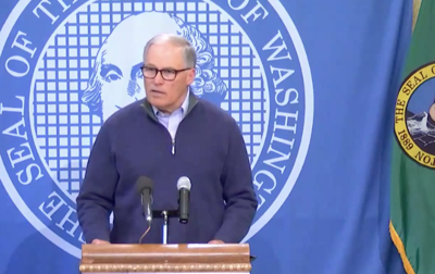 Inslee allows 'low-risk' construction to resume