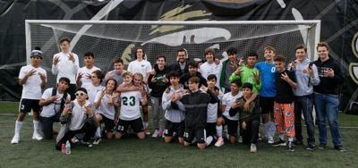 Woodland boys soccer