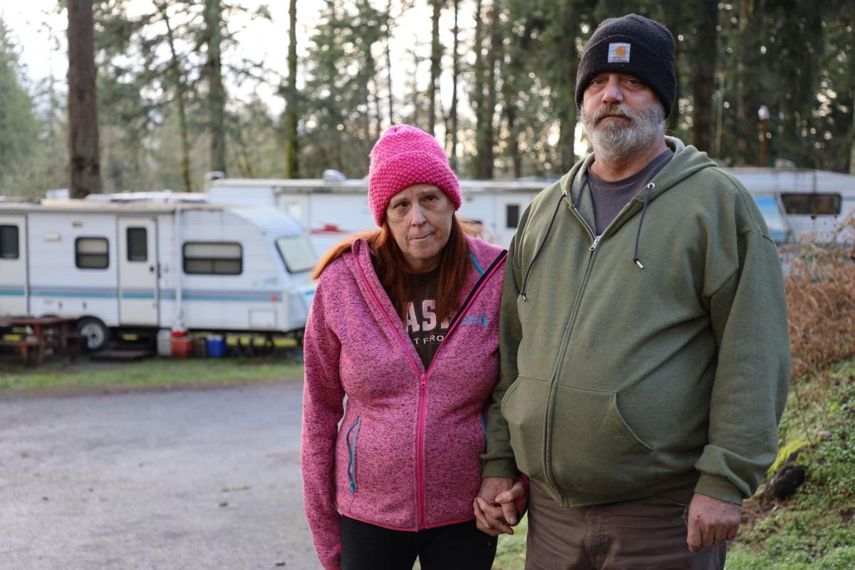 Lewis River RV threatened with electricity shutoff