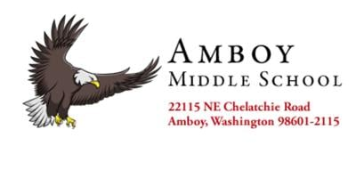 Amboy Middle School Honor Roll