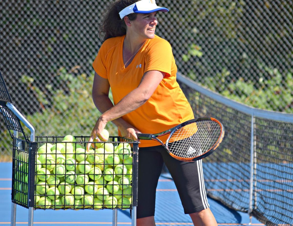 boys tennis ridgefield brings back program harlen looks for more