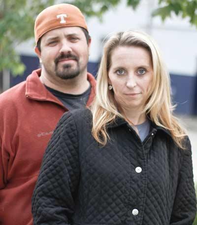 MICHAEL & TINA TOTH