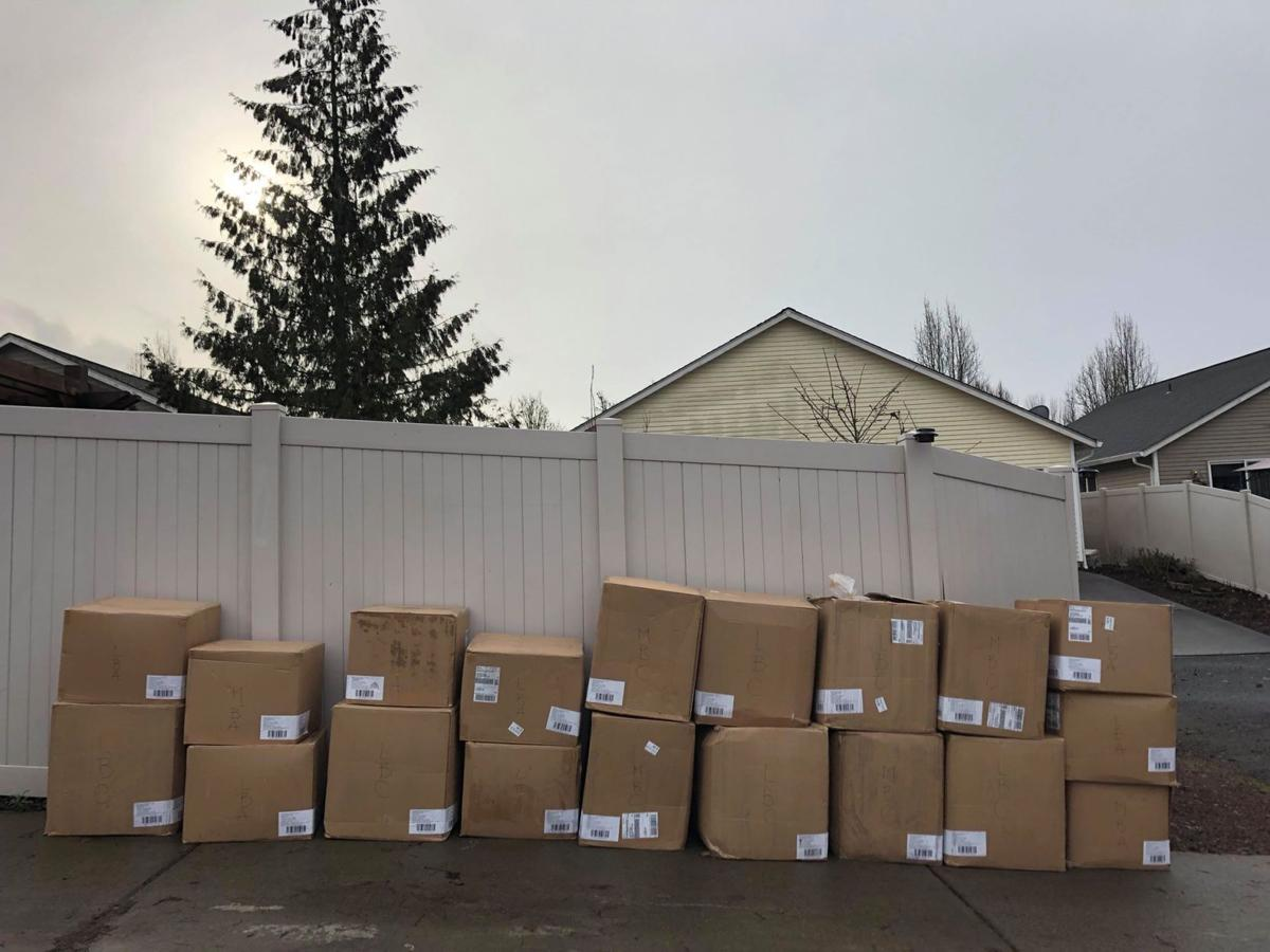 5,000 pairs of socks donated to Food with Friends