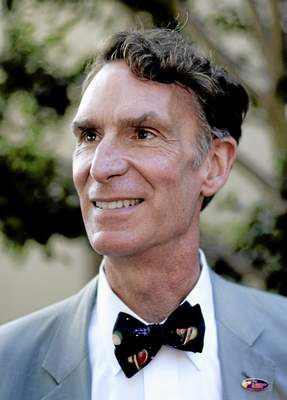 Chat live with Bill Nye 'The Science Guy'