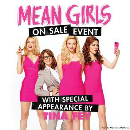 Upper Darby native Tina Fey kicks off Broadway Philadelphia's 'Mean Girls' ticket sales