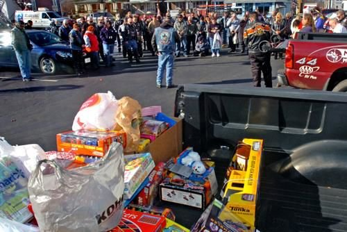 Toys for Tots spreads out operations after closing of base