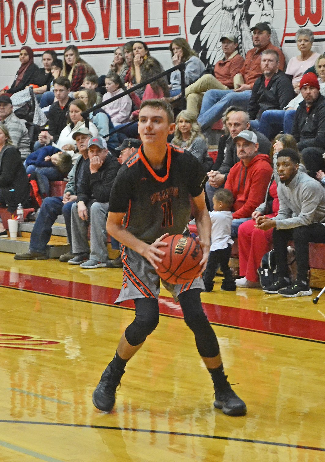 Bulls Gap's Bryce Elliott