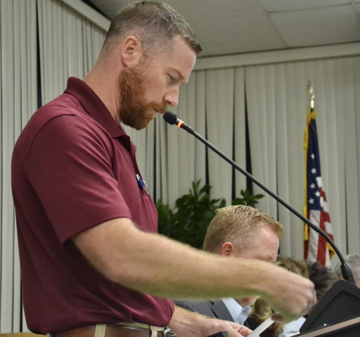 BOE will explore public water before replacing faulty Clinch School well