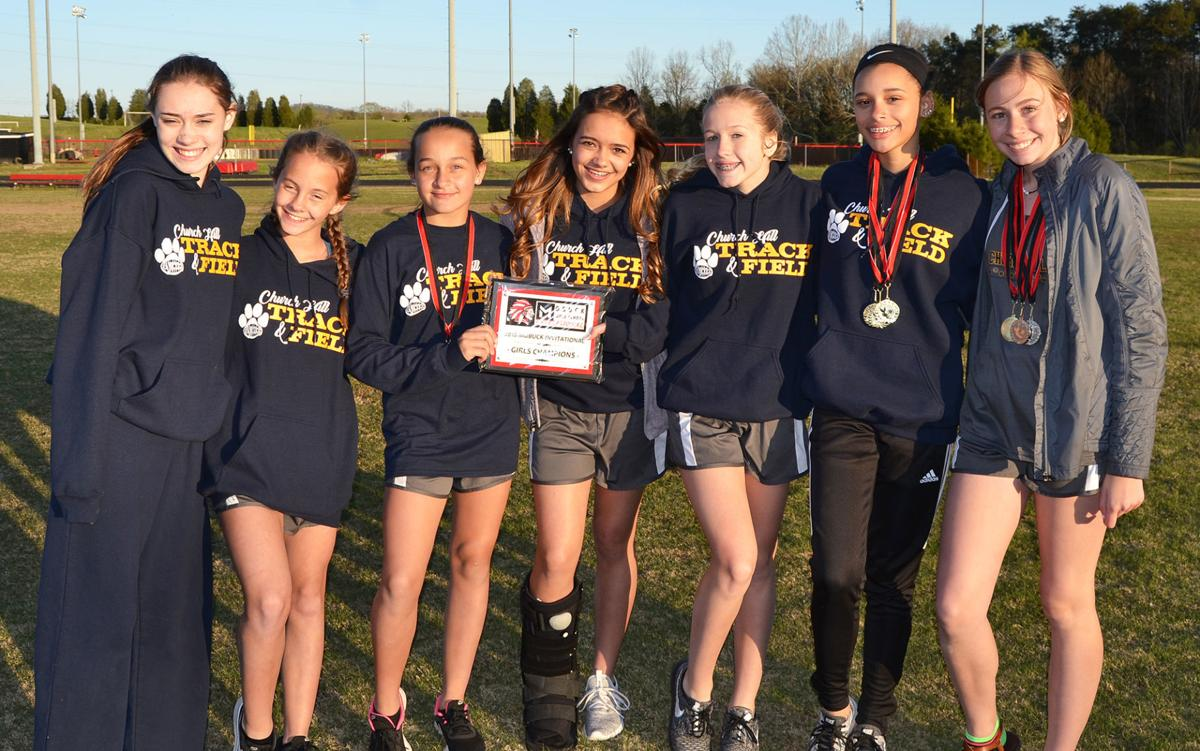 Church Hill Lady Panthers Claim Mobuck Invitational Crown Sports