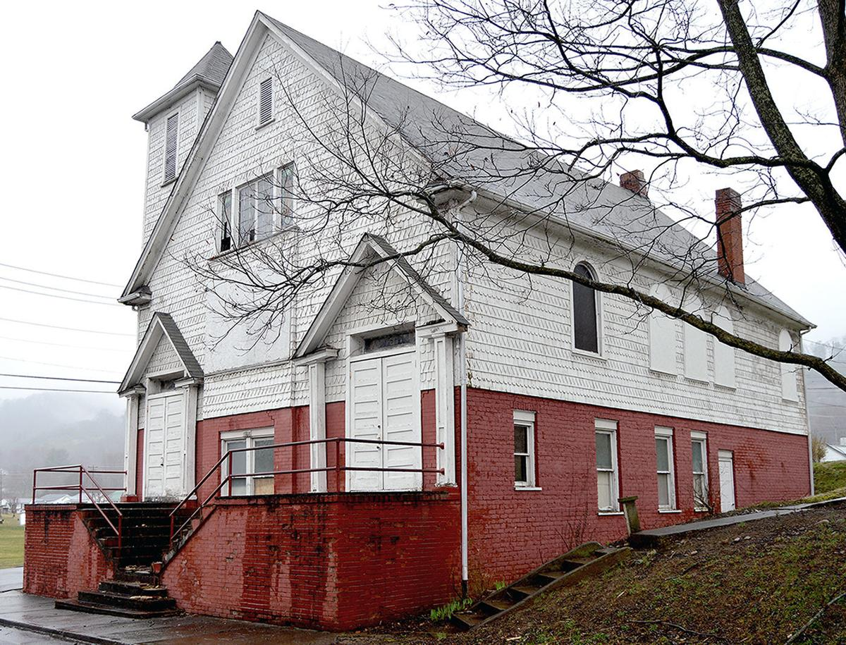 St. Marks Presbyterian Church, Rogersville