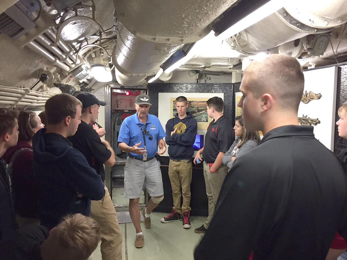 CHS NJROTC Cadets visit Patriots Point, Citadel   Education
