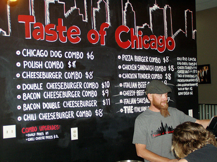 A product of friendship and a taste of home: Taste of Chicago opens in downtown Rogersville