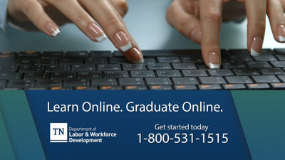 Adult learners can earn high school equivalency degrees online