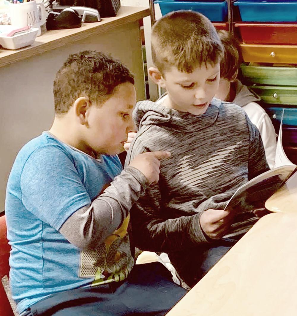 World Read Aloud Day at RCS