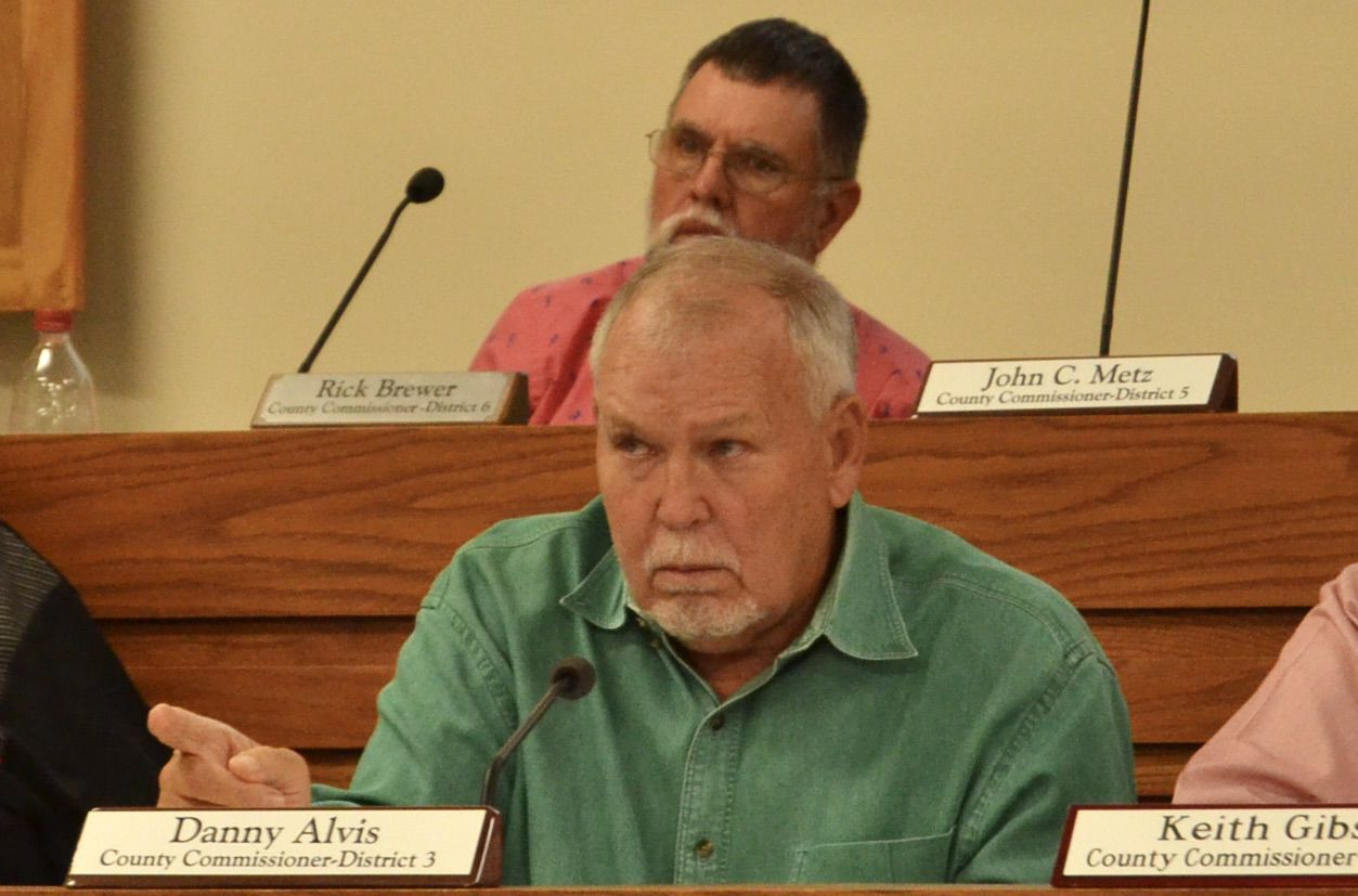 Hawkins County '21 - '22 proposed budget overview