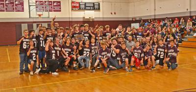Rogersville Middle School Warriors 2019 Champions