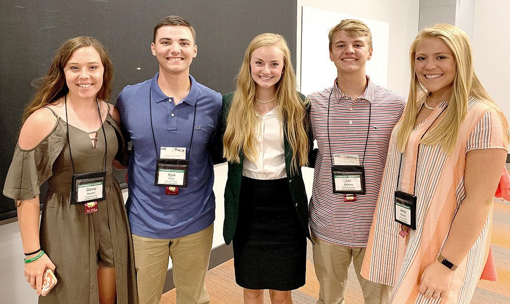Local teens excel at 4-H State All Star Round-Up