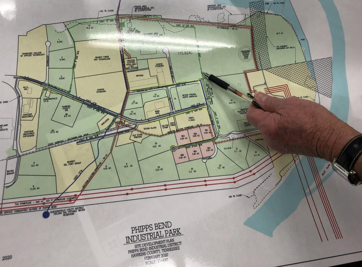 Largest shovel-ready industrial site in East Tennessee being prepared for sale