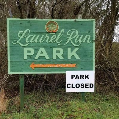 Laurel Run and St. Clair Parks closed due to COVID-19