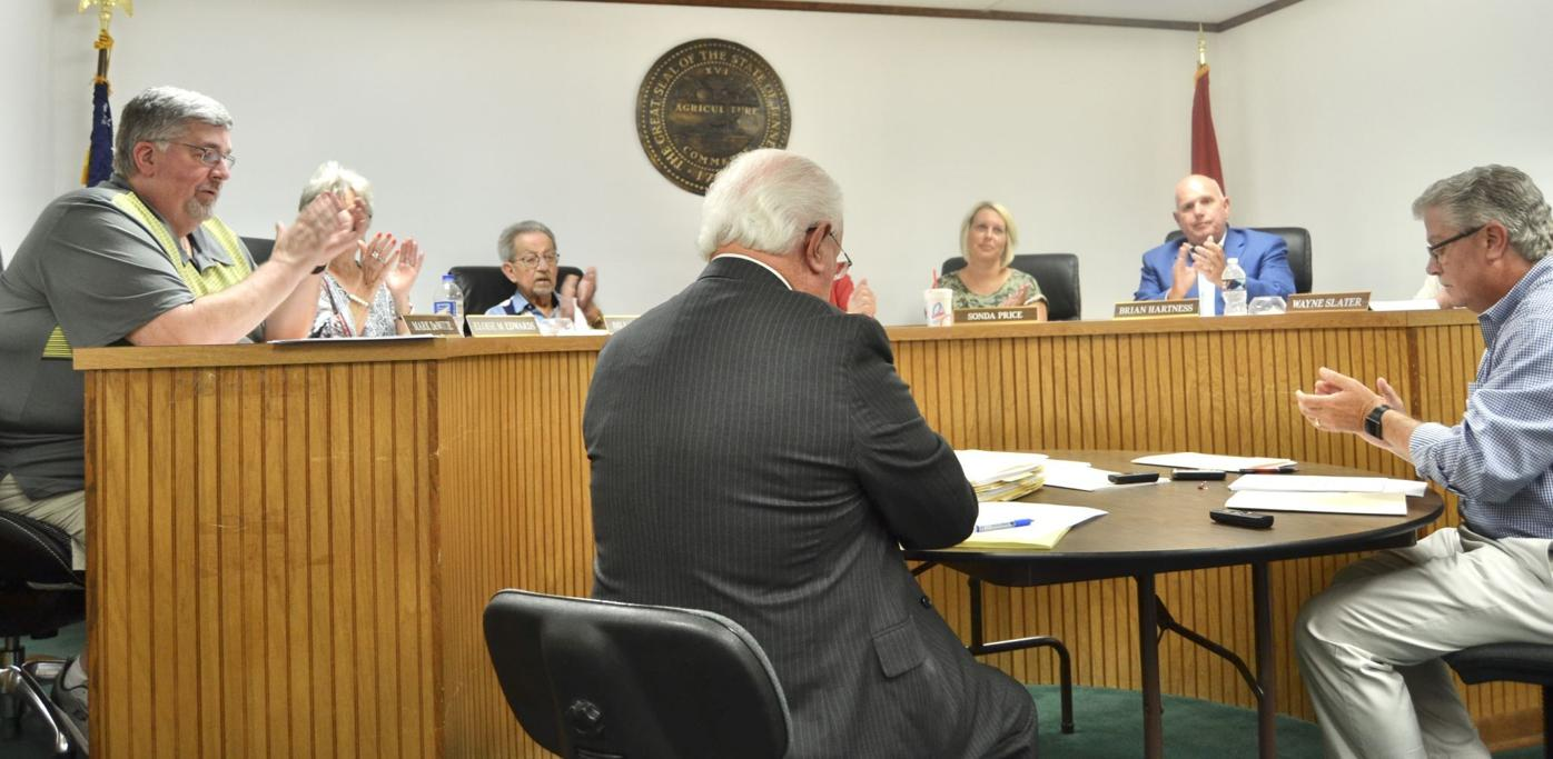 Rogersville BMA thanks law enforcement for work during July 11 protests