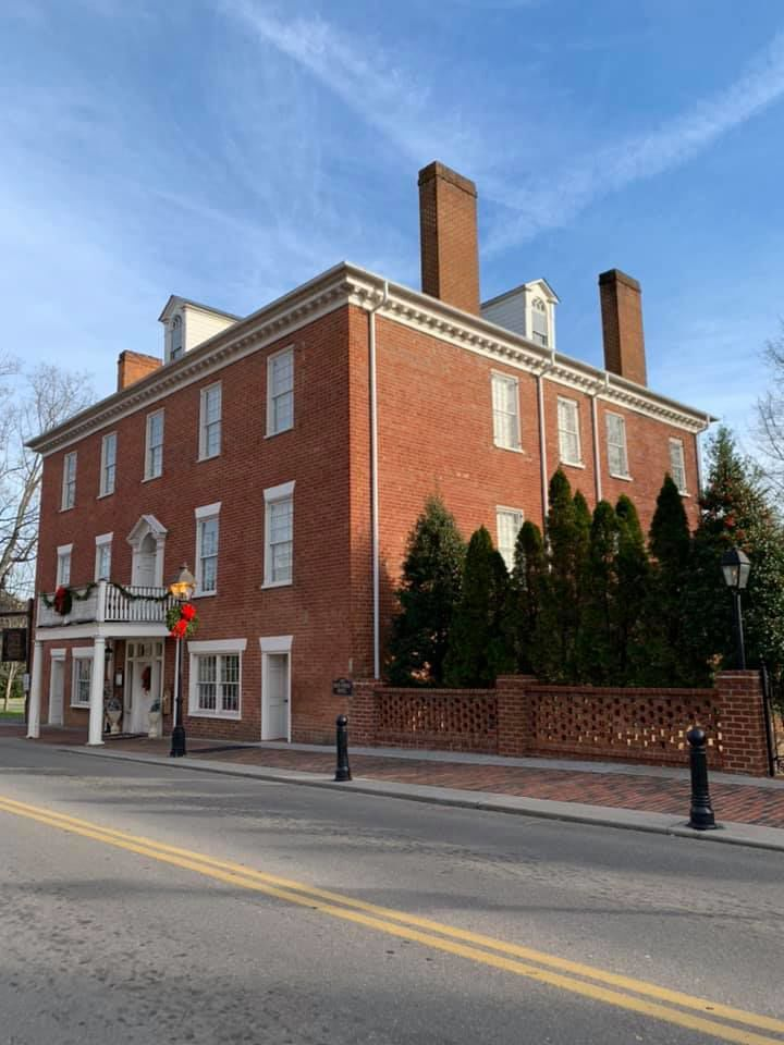 New state Facade grant could cover needed repairs to Hale Springs Inn