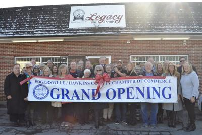 Legacy Wine and Spirits hosts Ribbon Cutting