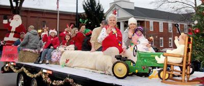 Rogersville Christmas Parade 2018