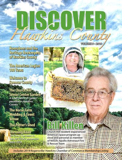 Discover Hawkins County, Spring 2019