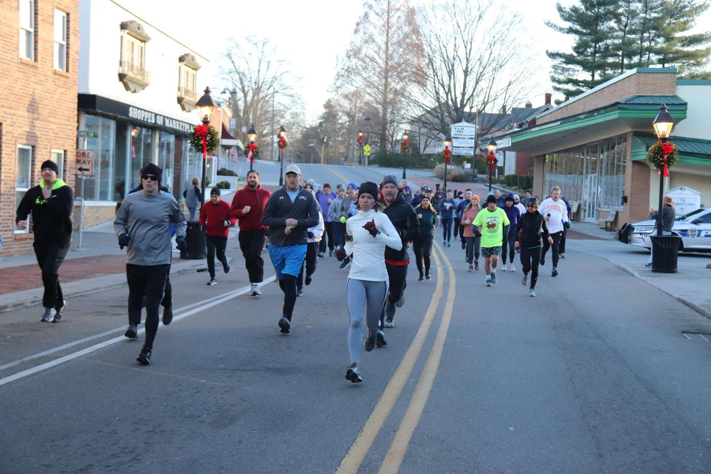 Annual 'Earn Your Turkey' 5K scheduled for Thanksgiving morning
