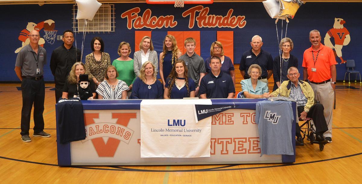 Morgan Salyers signs with LMU