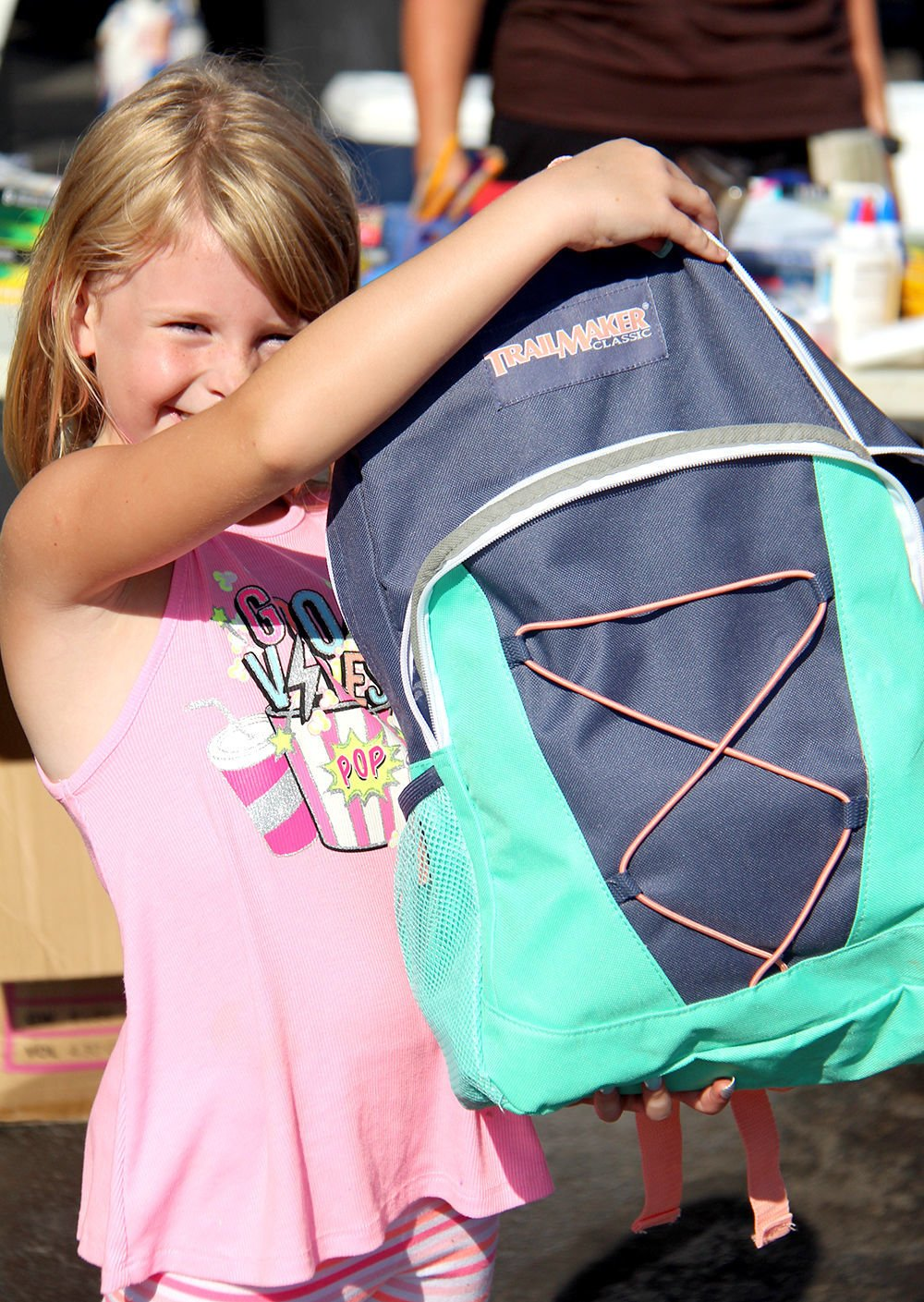 Backpacks for back-to-school