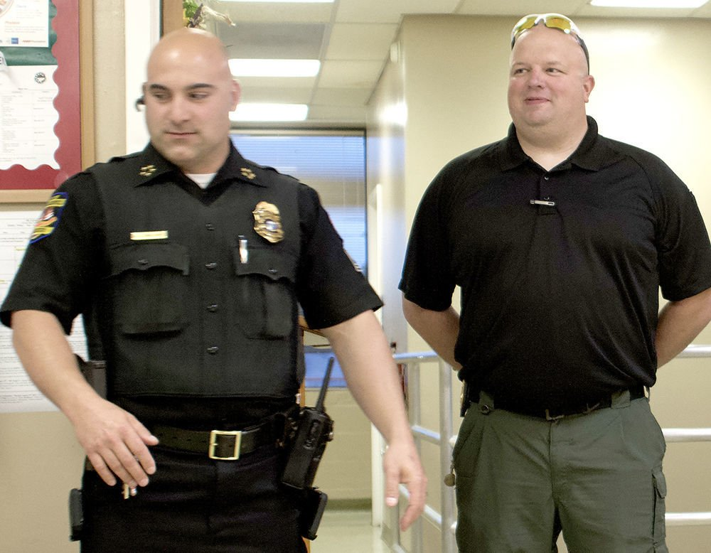 Mount Carmel starting over with brand-new police force