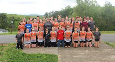 2019 Surgoinsville Middle School Track & Field Team