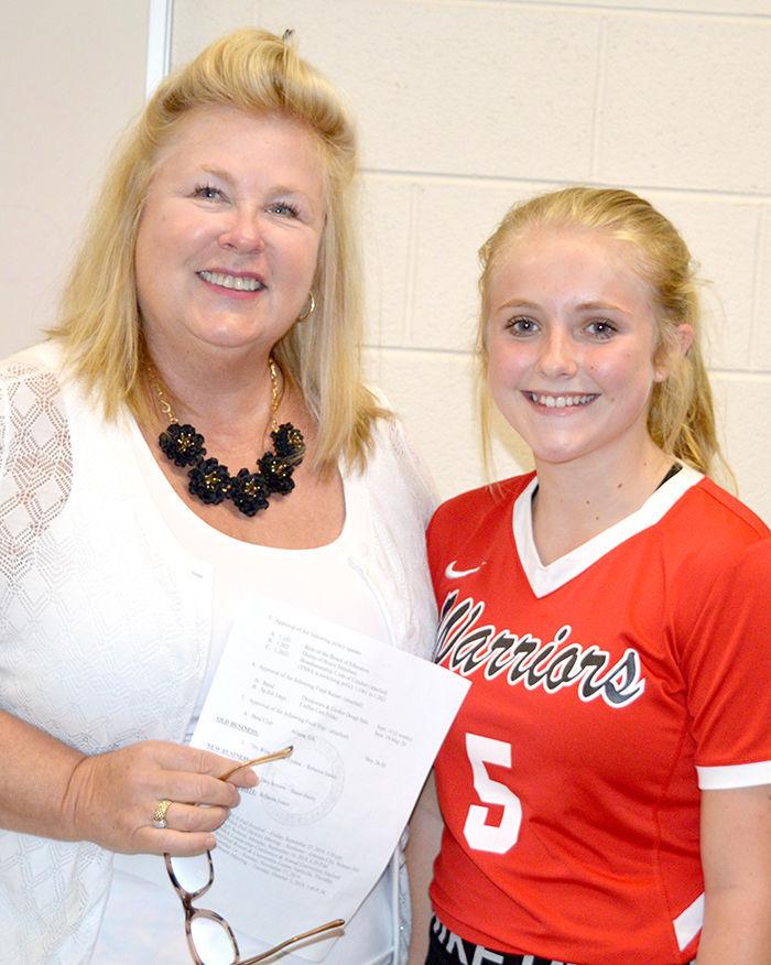 RCS student athletes recognized